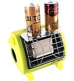Nabia Portable Gas Heater (SGH-100) キャンプヒーター、ガスヒーター(並行輸入品)