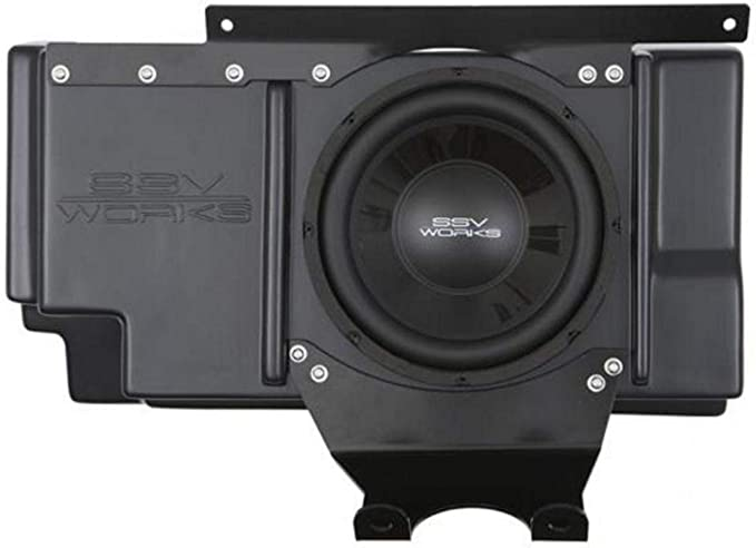 SSV Works X3-US10-K 10in Sub Woofer with Box