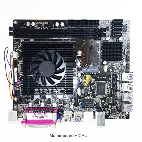 GLOTRENDS 8 GPU Mining Expert Motherboard for Cryptocurrency Mining BTC ETH Rig Ethereum, 8 x USB 3.0 for PCI-E Extender Riser Card (SQWK-65)