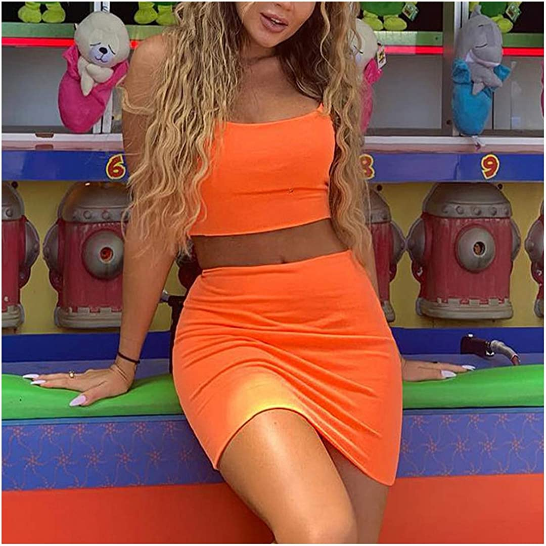 Jascaela Women Rainbow Colorful Tube Top Dress Sleeveless Off Shoulder Bodycon Pencil Dress Casual Party Midi Dress