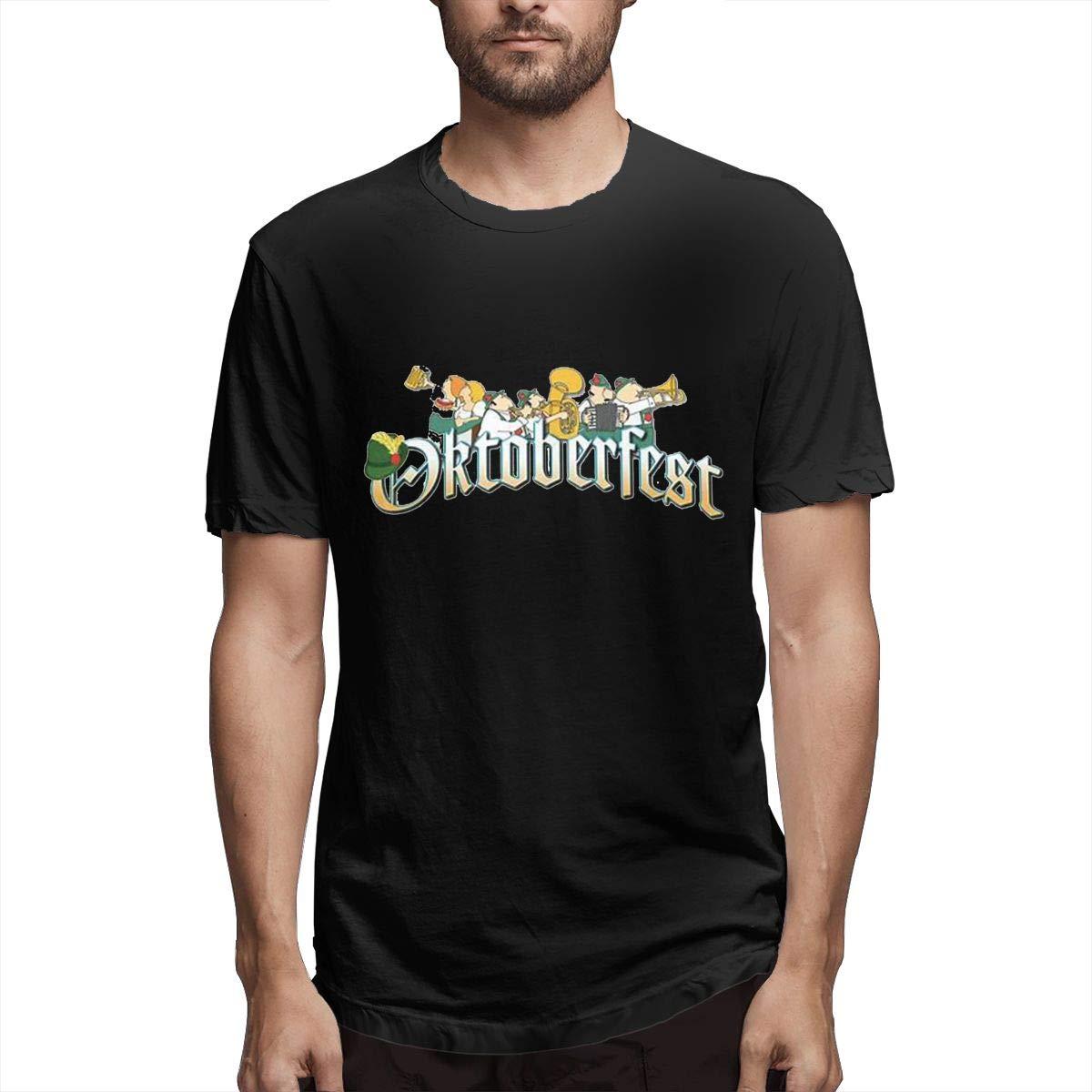 Sy Compact Oktoberfest Cool Short Sleeve Shirts 5394