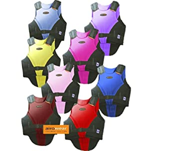 Airowear Colour Swap for Body Protectors (Baby Pink, Small