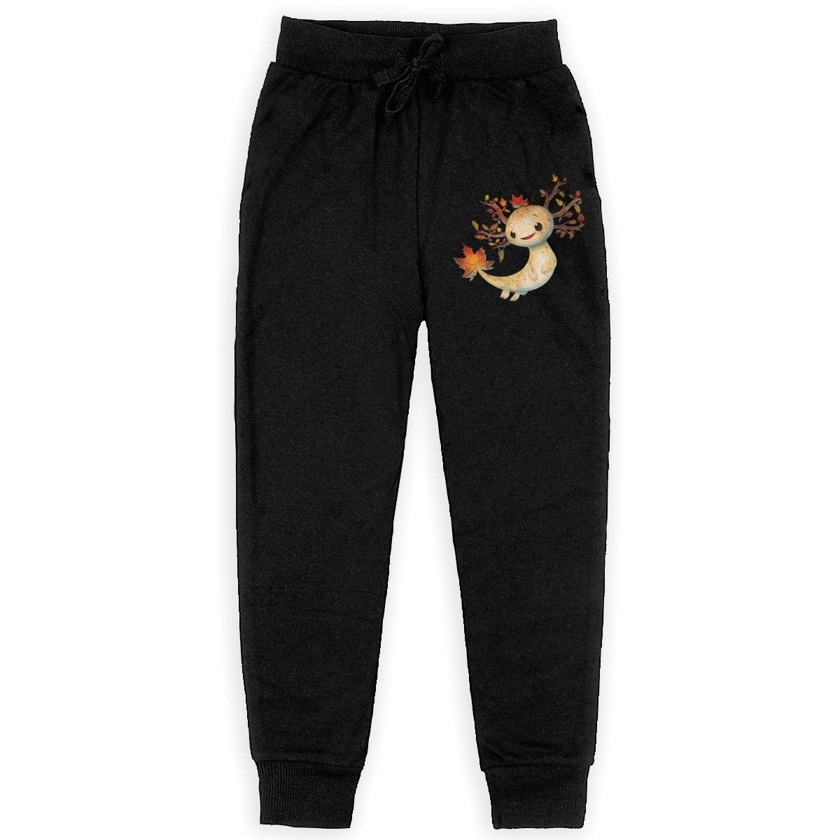 Qinf Boys Sweatpants Dryad Joggers Sport Training Pants Trousers Cotton Sweatpants for Youth