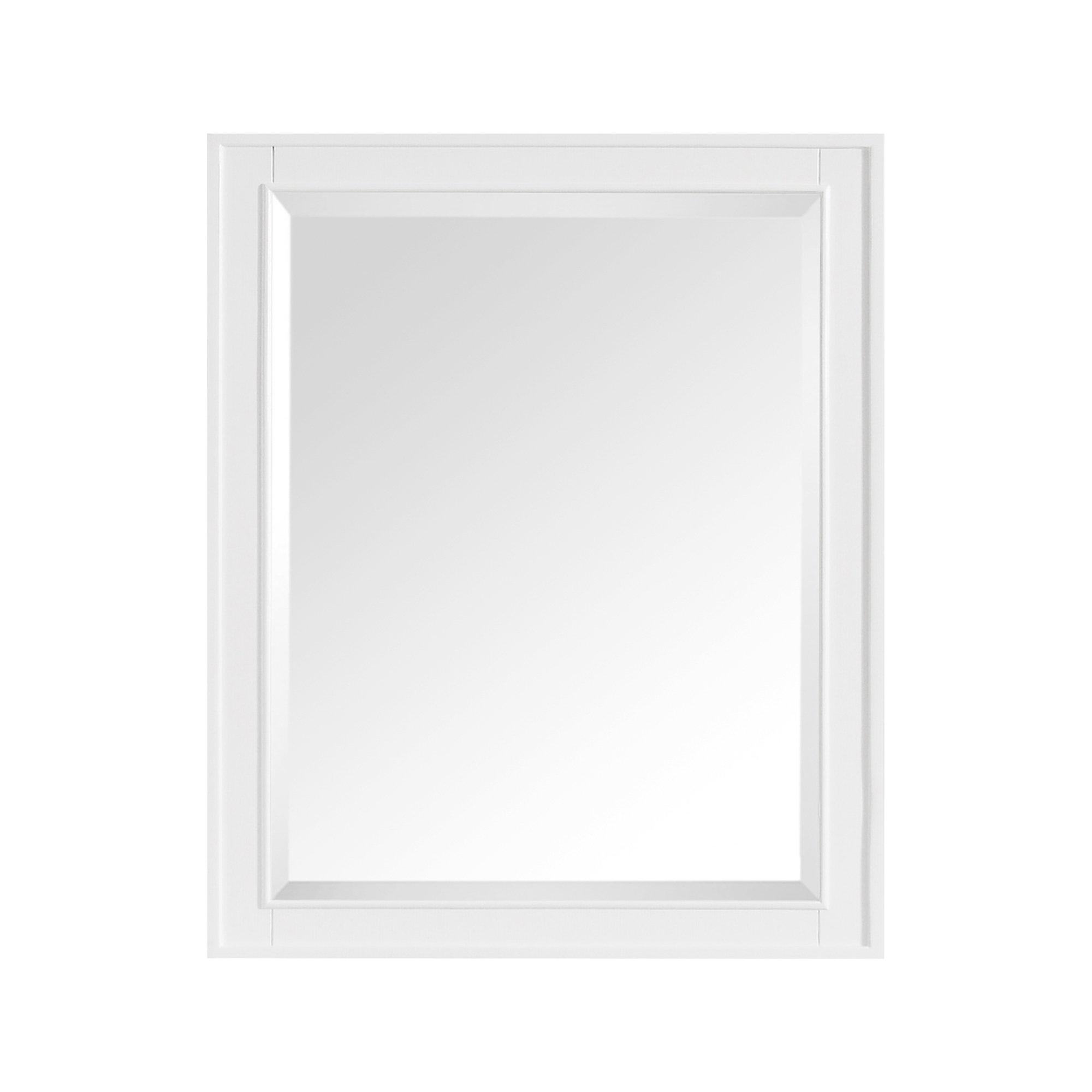 Avanity Madison 28 in. Mirror in White finish