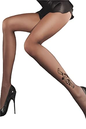 e418245fdbe99 Thin 20 Denier Tights Tonya by Gabriella: Amazon.co.uk: Clothing