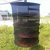 BohoFarm Herb Drying Rack Herb Dryer Net w/Zippers