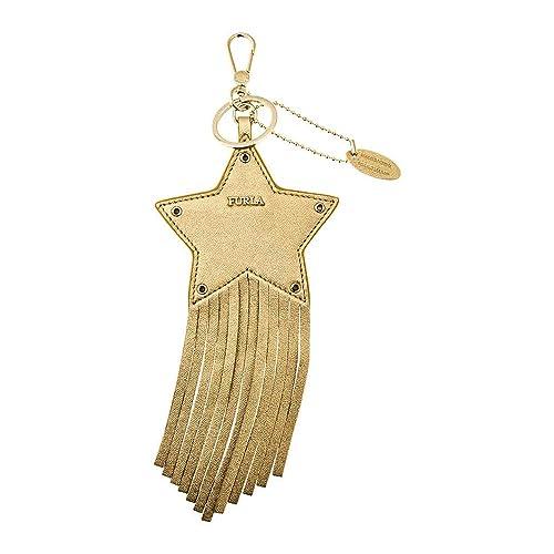 Amazon.com: Furla Elisa - Llavero, diseño de estrella, color ...