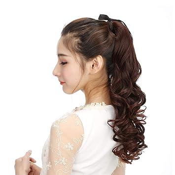 Como arreglarse el cabello ondulado largo