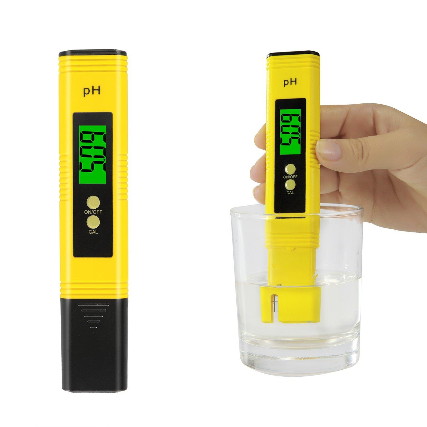ph of drinking water pdf