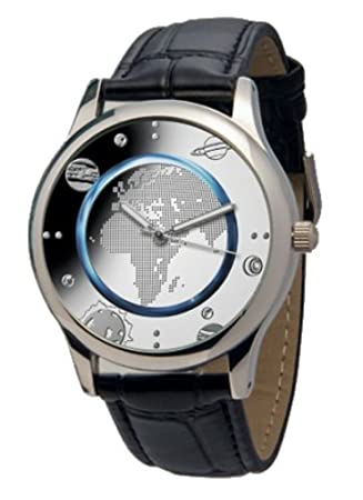 Armbanduhr Zur 5 Euro 2016 Münze Blauer Planet Erde Exklusiv Amazon