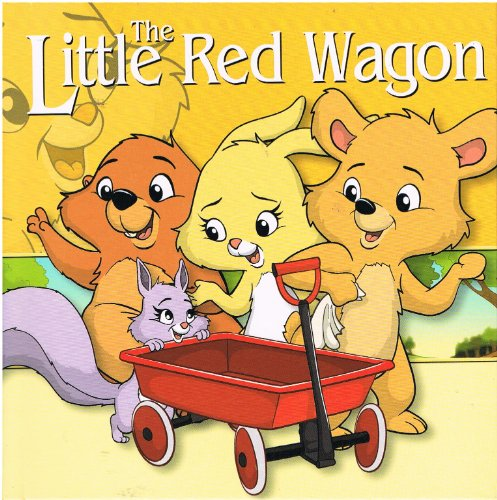 Price comparison product image The Little Red Wagon