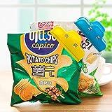plastic bag sealer tape - LIVDAT 12 Pcs Reusable Bag Sealer Sticks Plastic Sealing Chip Clips for Bread Snack Coffee Fruit Food Herbs