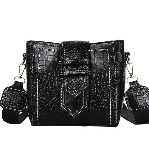 cd88c1af1121 Amazon.com  Rakkiss Women Messenger Bag Fashion Leather Snake Print Flap Bag  Retro Solid Color Square Bag Broadband Tote Bag  Shoes