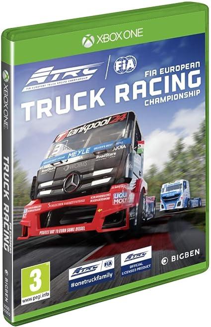 FIA Truck Racing [Versión Española]: Amazon.es: Videojuegos