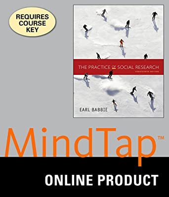 Amazoncom Mindtap Sociology For Babbies The Practice Of Social