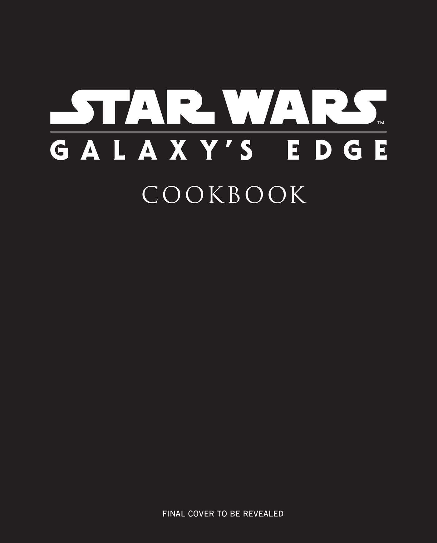 a434a5f170eef Amazon.com: Star Wars: Galaxy's Edge Cookbook (9781683837985 ...
