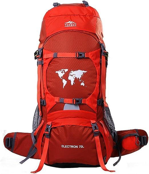 Waterproof Backpack cover 35L 80L Bag Camping Hiking Outdoor Rucksack Rain MT