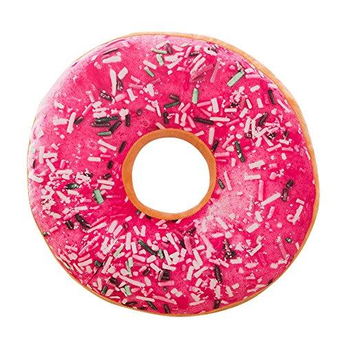 Amazon.com: iLUGU Almohadilla de asiento para dulces donut ...