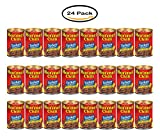 Pack of 24 - HORMEL Turkey W/Beans 98% Fat Free Chili 15 OZ CAN