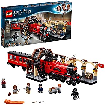 801-Piece Lego 75955 Harry Potter Hogwarts Express Toy Train Building Set