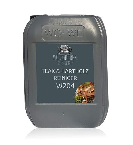 Holzreiniger Teak Hartholz W204 Holzschutz Vorreiniger Holzpflege