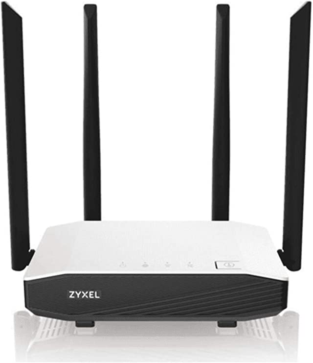 Zyxel Ac1200 Dual Band Wireless Mu Mimo Gigabit Router Computers Accessories