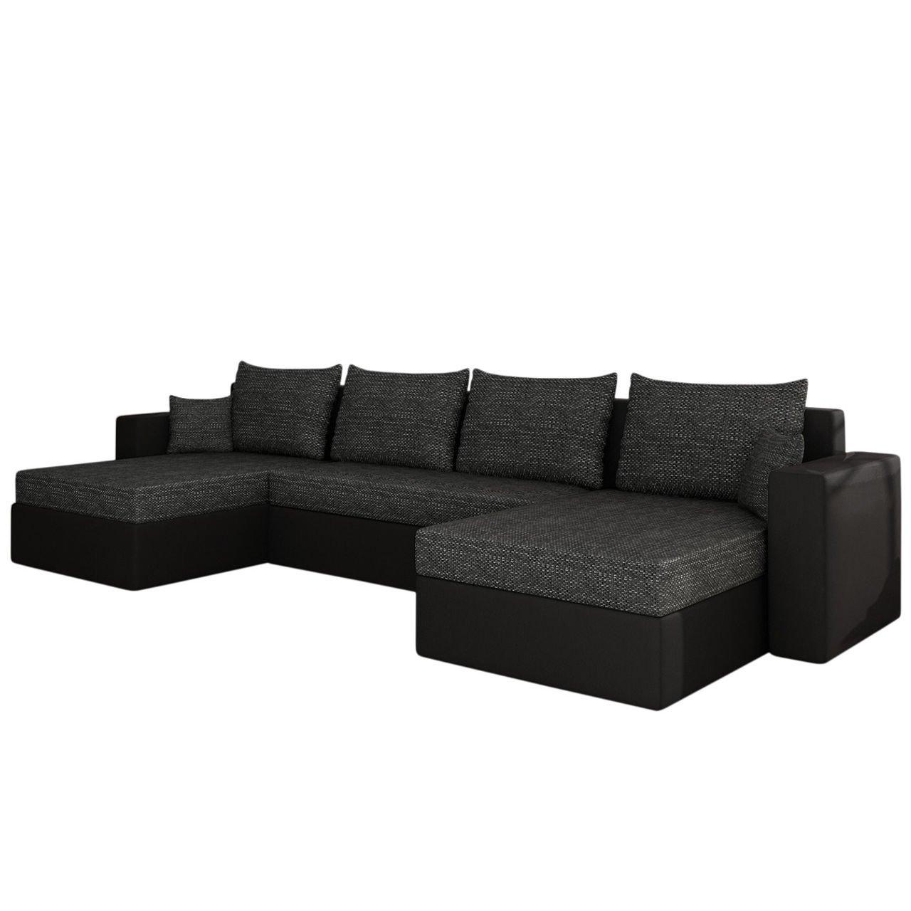 Mirjan24 Ecksofa Sofa Couchgarnitur Couch Rumba! Wohnlandschaft mit ...