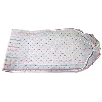 Amazon.com: Guangqi cubierta de prenda transparente ...