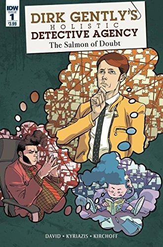 DIRK GENTLY SALMON OF DOUBT #1