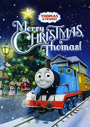 Thomas The Train Christmas.Amazon Com Thomas Friends Merry Christmas Thomas