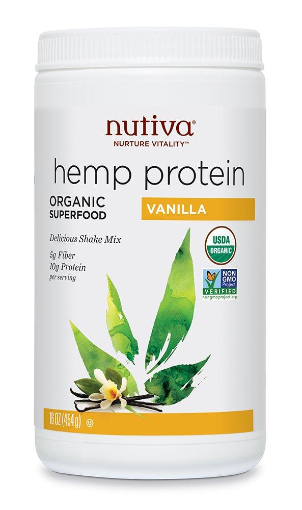 Organic hemp protein powder side effects