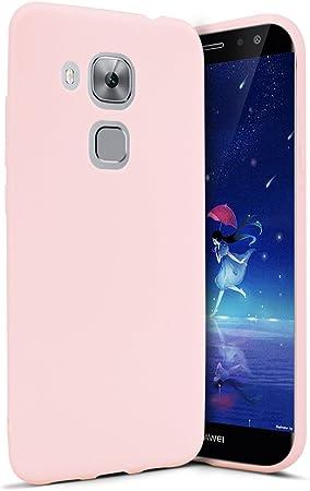 Cover Huawei Nova Plus Silicone,Surakey Custodia Tinta Unita ...