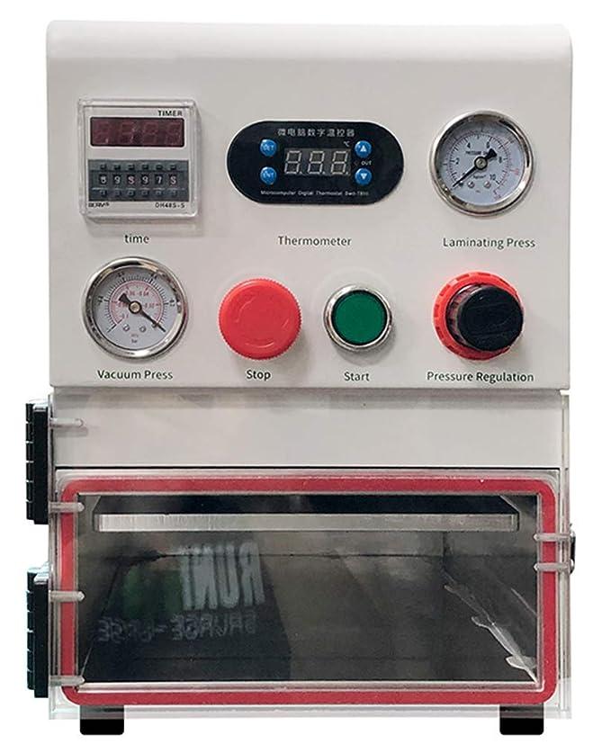 Amazon.com: CGOLDENWALL TBK-108P Máquina de laminación al ...