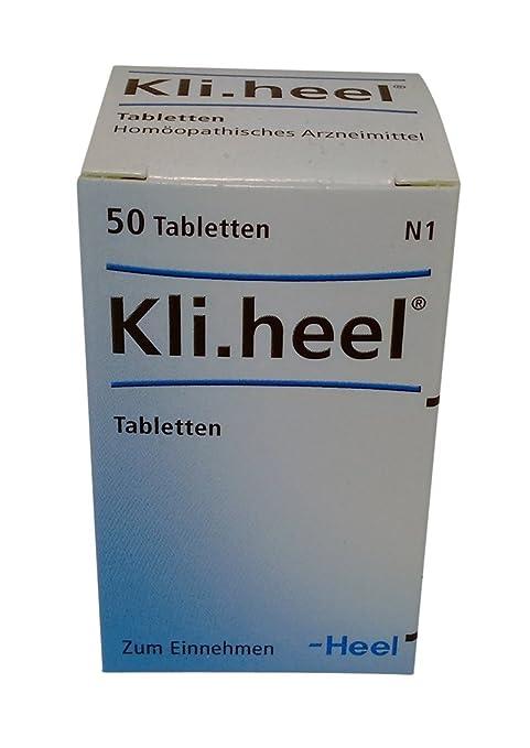 Talón klimakt homeopáticos Tablets: Amazon.es: Salud y ...