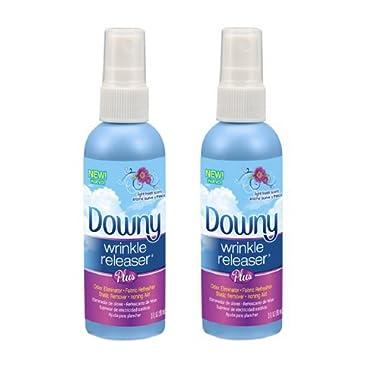 Downy Wrinkle Releaser Plus 3 Fl Oz. (Pack of 2)