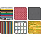 "Bella! Boutique School Days Paper Pack 12""X12"""
