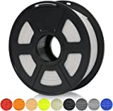 ANYCUBIC 3D Printer Filament PLA, 1.75mm 3D Printing PLA Upgrade Version Filament 2.2 LBS (1KG) Spool for 3D Printers & 3D Pens (White)