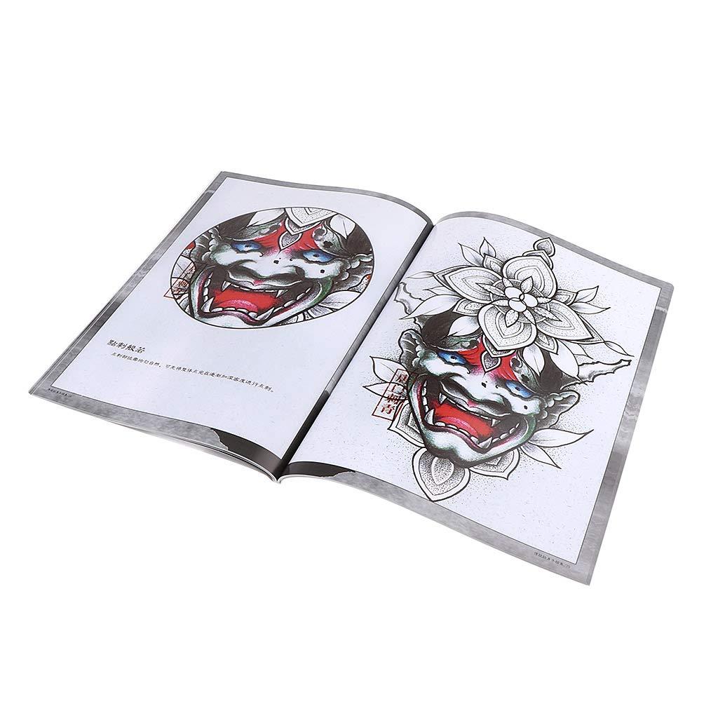 Libros de Tatuaje con Imágenes Corporales - D: Amazon.es: Belleza