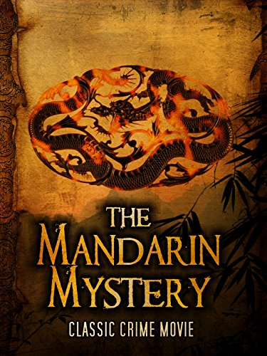 The Mandarin Mystery: Classic Crime Movie on Amazon Prime Video UK