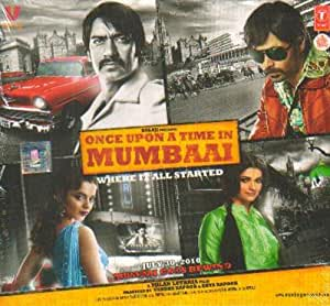 Once Upon A Time in Mumbai (New Hindi Film Soundtrack / Bollywood Movie Songs / Indian Cinema Music CD)