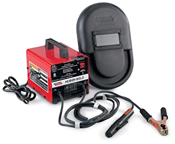 50 - amp AC Hobby Arc Welder - Power Welders - Amazon.com