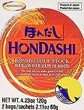 #6: Ajinomoto - Hon Dashi (Soup Stock) (Hondashi 4.23 oz x 3 Pack)