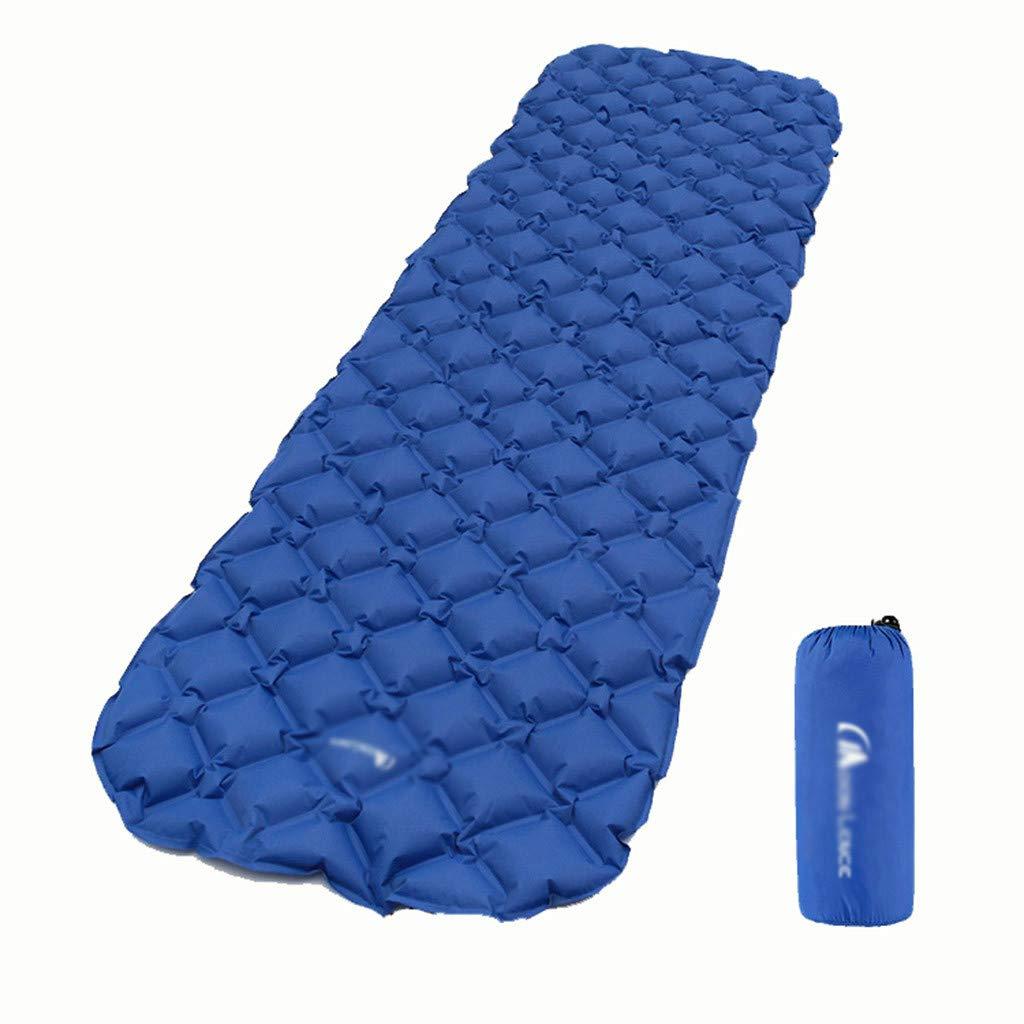LIZHONG-SLT Ultraleicht - Luftkissen, Bett, im feuchten Beweis Camping Tragbare aufblasbare matratze (73  22 Zentimeter),c