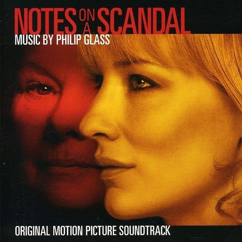 Notes On A Scandal / OST by Michael Riesman (2007-08-03)