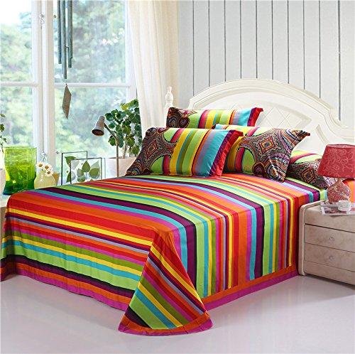 TheFit Bohemian Bedding k2 Bohemian Duvet Covers Boho Bedding Set Queen King 4pcs