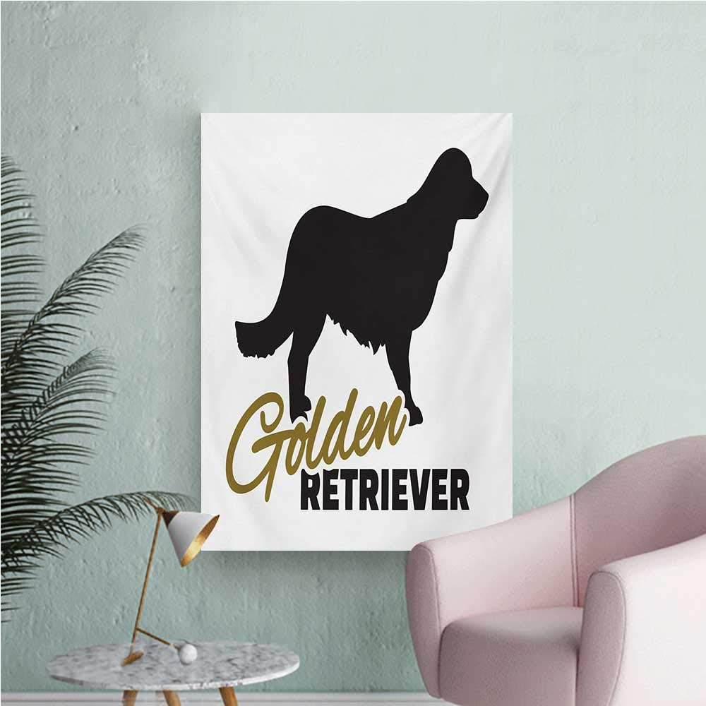 Amazon com: Anzhutwelve Golden Retriever Wall Paper Purebred