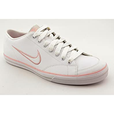 c8b6ec27c2 Nike Capri SI W Lo Sneaker 6,5 white/pink glaze/grey: Amazon.de ...