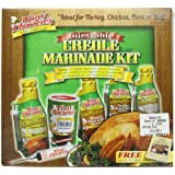 Tony Chachere Marinade Gift Set, 4-Pound 8 Oz  Packages