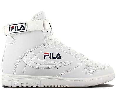 100 Mid Homme Fx Sneaker 1010007 Blanc Chaussures Fila Messieurs 1fg 8P0wnkO
