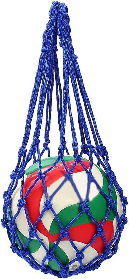 Fußballnetz 10 Bälle tragen Netzbeutel Sport Fußball Bälle VolleyballballDDE